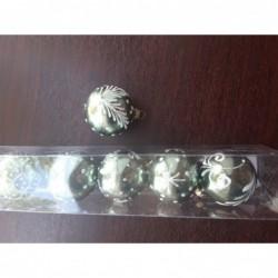 Globuri decorate 50mm, 6...