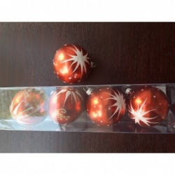 Globuri decorate 60mm, 5...