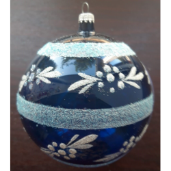 Glob decorat, 100mm